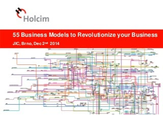 55 Business Models to Revolutionize your Business by Michaela Csik