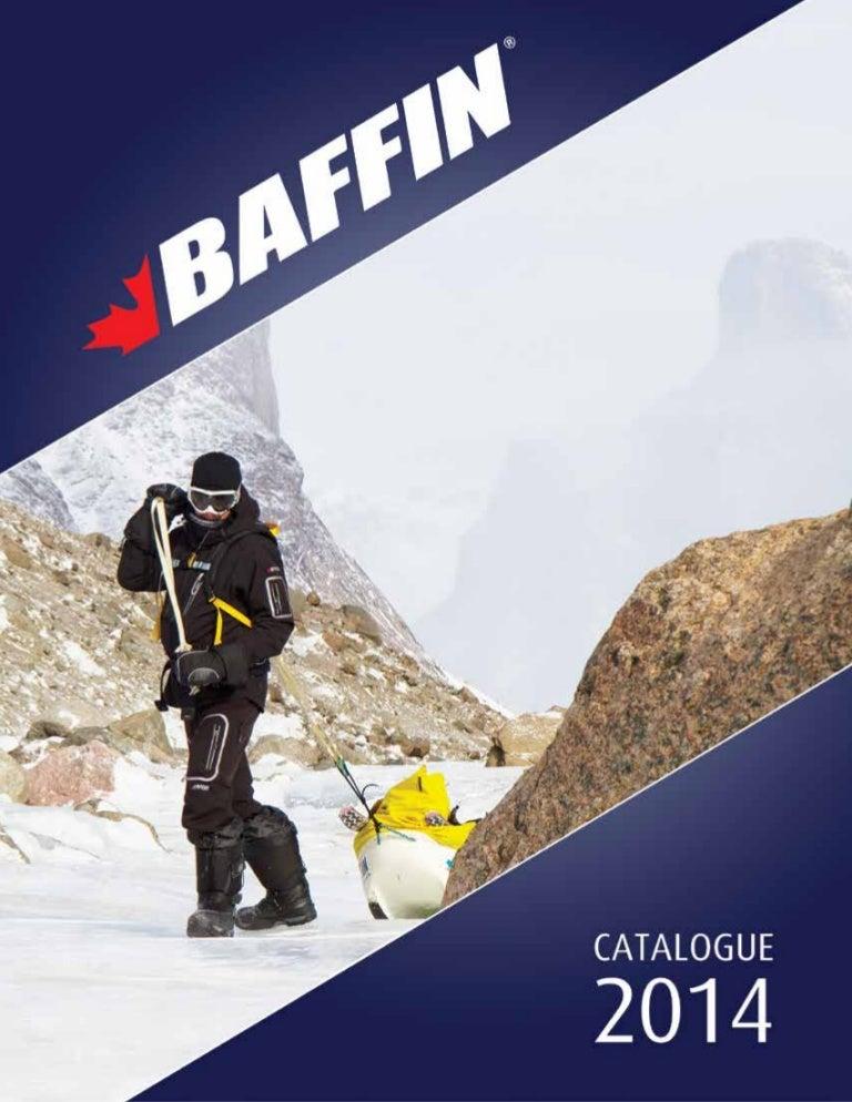 Baffin Winter Boots 2014 Catalog English