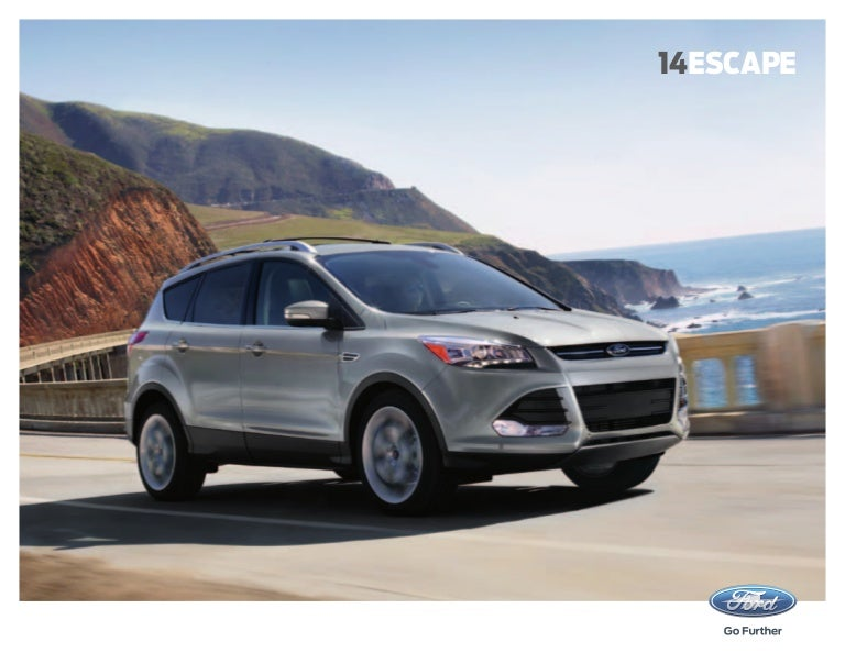2014 Ford Escape In Massachusetts