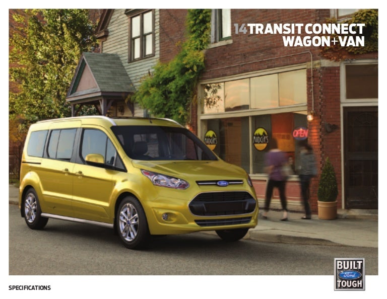 2014 Ford Transit Connect Wagon Features in Keyport NJ  NJ Ford Deal