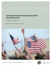 Vocational Rehabilitation and Employment Longitudenal Study Report to Congress