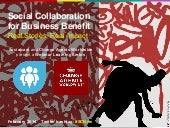 Social Collaboration for Business Benefit