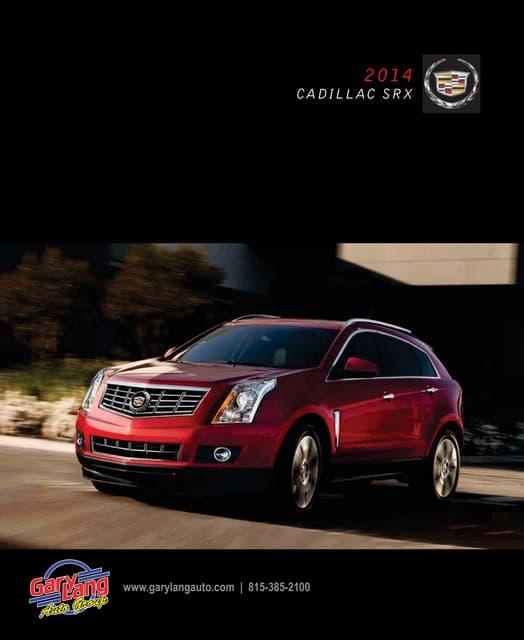 2013 Cadillac SRX Brochure KY | Louisville Cadillac Dealer