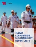 2014 Teekay Sustainability Report