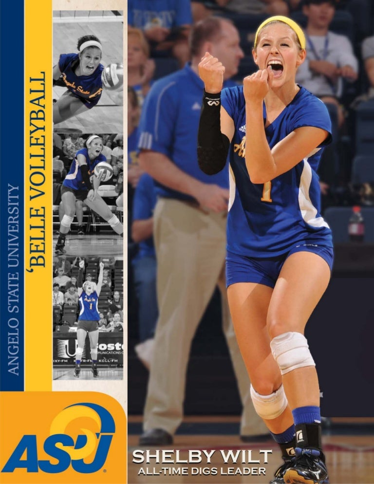 Angelo State Volleyball