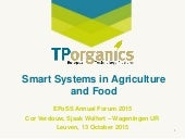 2015.10.13 Smart Systems in Agriculture and Food v1