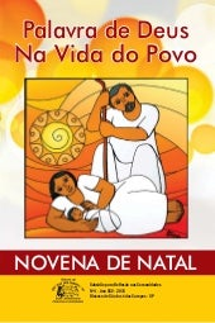 Novena de Natal 2015 CEBs - Diocese de São josé dos Campos - SP
