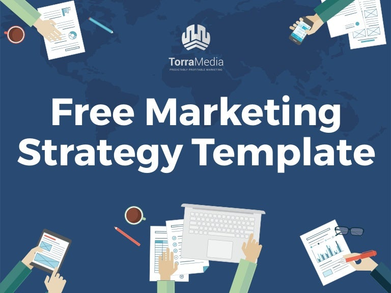 2015 Marketing Plan Strategy Template