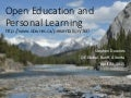 Open education and personal learning - Stephen Downes