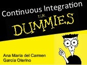 Bugsbusters Meetup - Continuous Integration for dummies