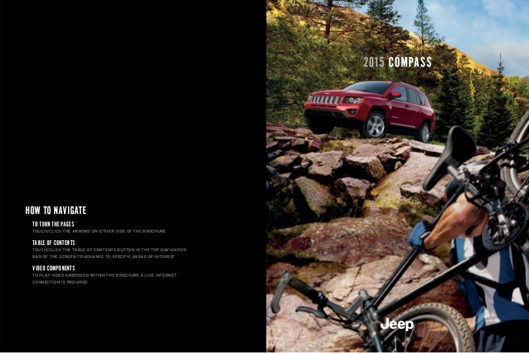 2015 Jeep Compass Details El Paso Albuquerque Dealers Jack Key New