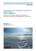 Macro-economic study on hydropower in Europe