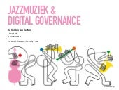 Jazzmuziek en Digital Governance