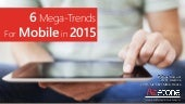 2015 Mobile Trends by Azetone
