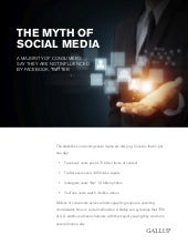 The Myth of Social Media