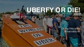 Uberfy or Die! - This is what the future of insurance looks like...