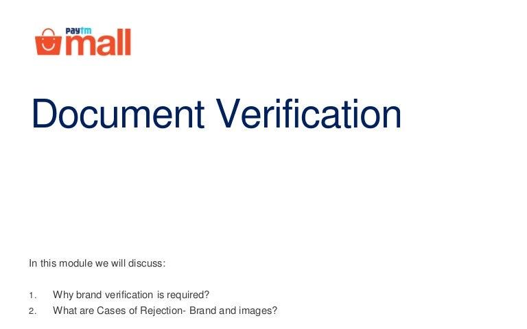 Documents verification spiritdancerdesigns Image collections