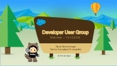 Salesforce Developer User Group Munich - October 2016
