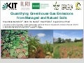 Quantifying Greenhouse Gas Emissions from Managed and Natural Soils