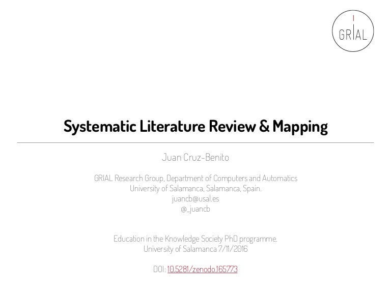 Doing A Literature Review Jeffrey Knopf   ppt download John Latham