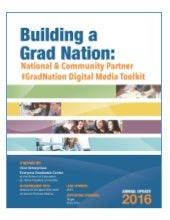 2016 Building a Grad Nation Partner and Community Toolkit