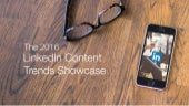 The 2016 LinkedIn Content Trends Showcase