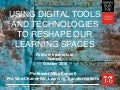 Reshaping our Learning Spaces