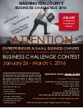 2016 Washington County Virginia Business Challenge