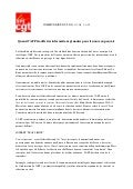 Communiqué du SNJ CGT de l'AFP sur l'affaire Ferrand