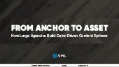 From Anchor to Asset: How Large Agencies Create Data-Driven Content Processes - MozCon 2017