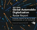 2017 2018 global automobile digitalization radar report