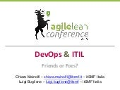 DevOps & ITIL: Friends or Foes?