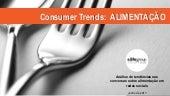 Consumer Trends: Alimentação