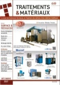SOLO Swiss Group furnaces on cover of magazine Traitements & Matériaux