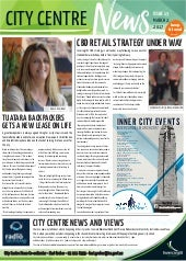 Invercargill 2017 City Centre News March 2017