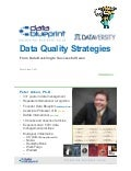 Data-Ed Webinar: Data Quality Strategies - From Data Duckling to Successful Swan