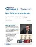 Data Governance Strategies - With Great Power Comes Great Accountability