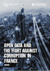 Open Data And The Fight Against Corruption In France