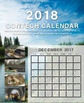 2018 Contech Calendar