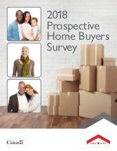 2018 CMHC Prospective Home Buyers Survey