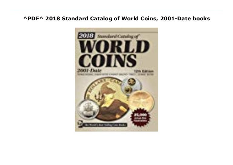 KRAUSE 2019 Standard Catalog of World Coins 2001-Date 13th Edition Digital Book