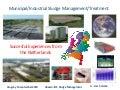 Gestión de aguas y lodos municipales- Adry Salome