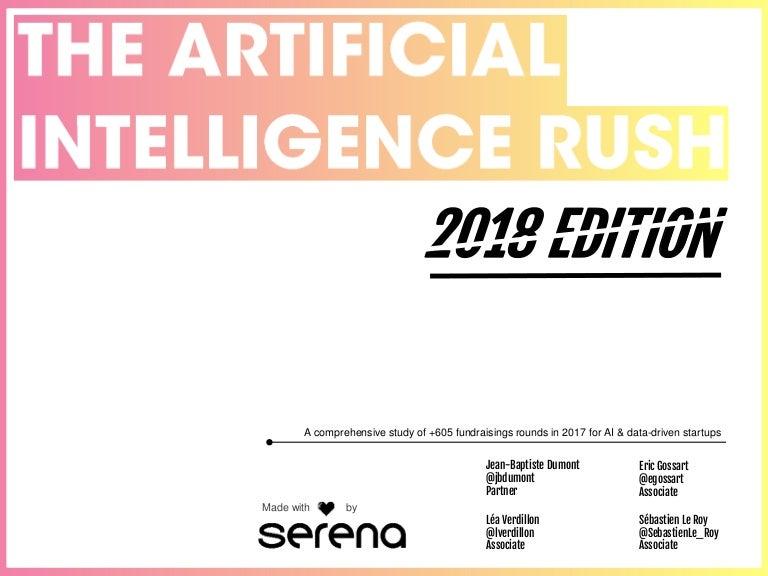 The AI Rush