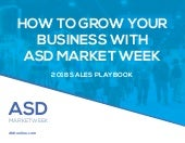 ASD 2018 Overview