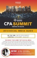2018 social media guide digital   cpa summit 2018   macpa