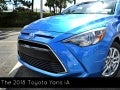 Meet the 2018 Toyota Yaris iA