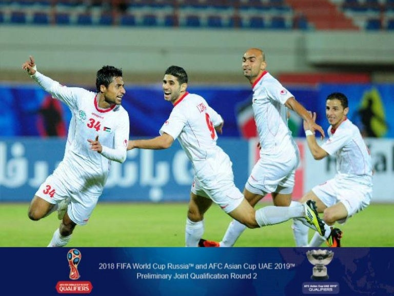 qualifiers 2018 asian Afc cup