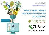 Open science curriculum for students, June 2019