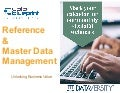 DataEd Webinar:  Reference & Master Data Management - Unlocking Business Value