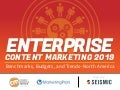 2019 Enterprise Content Marketing - Benchmarks, Budgets, and Trends